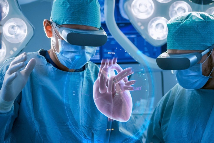 Trend Report Virtual Reality: Digital Training for Real Medicine