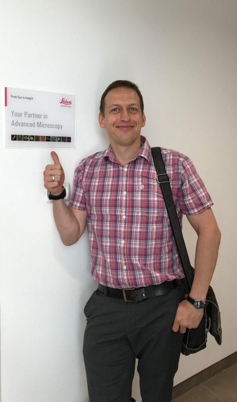 Dr. Falk Schlaudraff, Team Leader & Product Manager