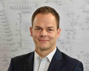 Alexander Hof, Mitglied der Geschäftsführung der HOF Sonderanlagenbau GmbH