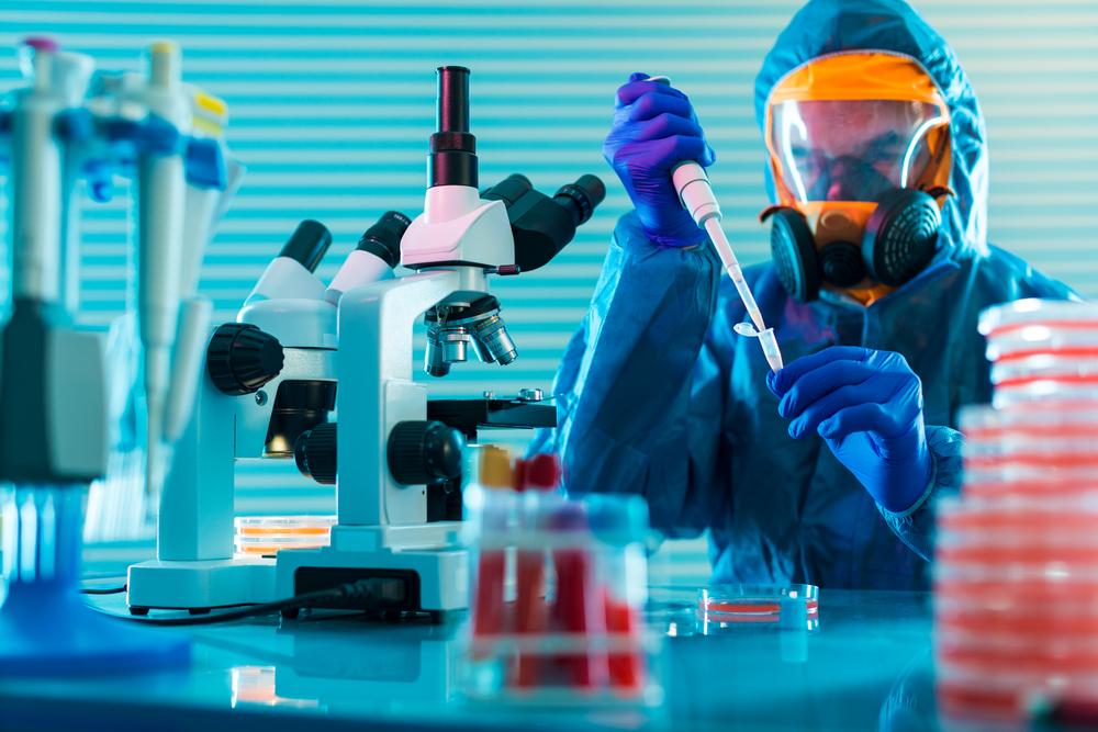 Ebola: Im Kampf gegen globale Virus-Epidemien