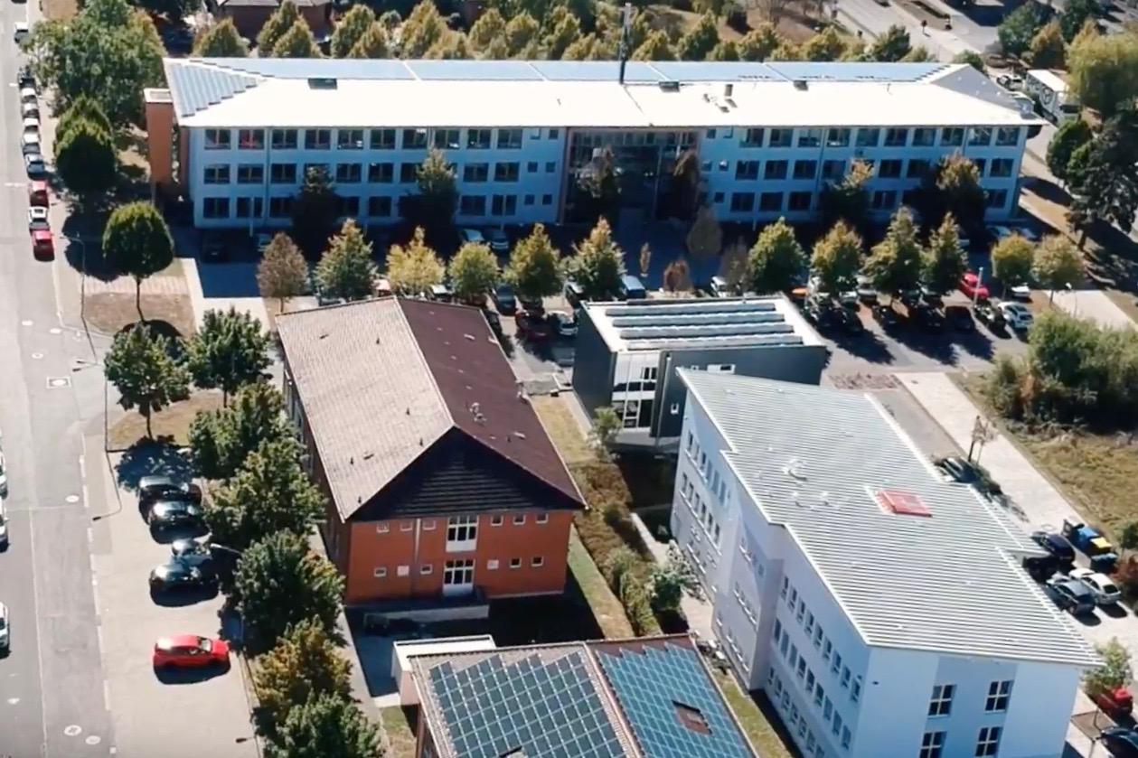 The TIG: Startup incubator in the Giessen European Quarter