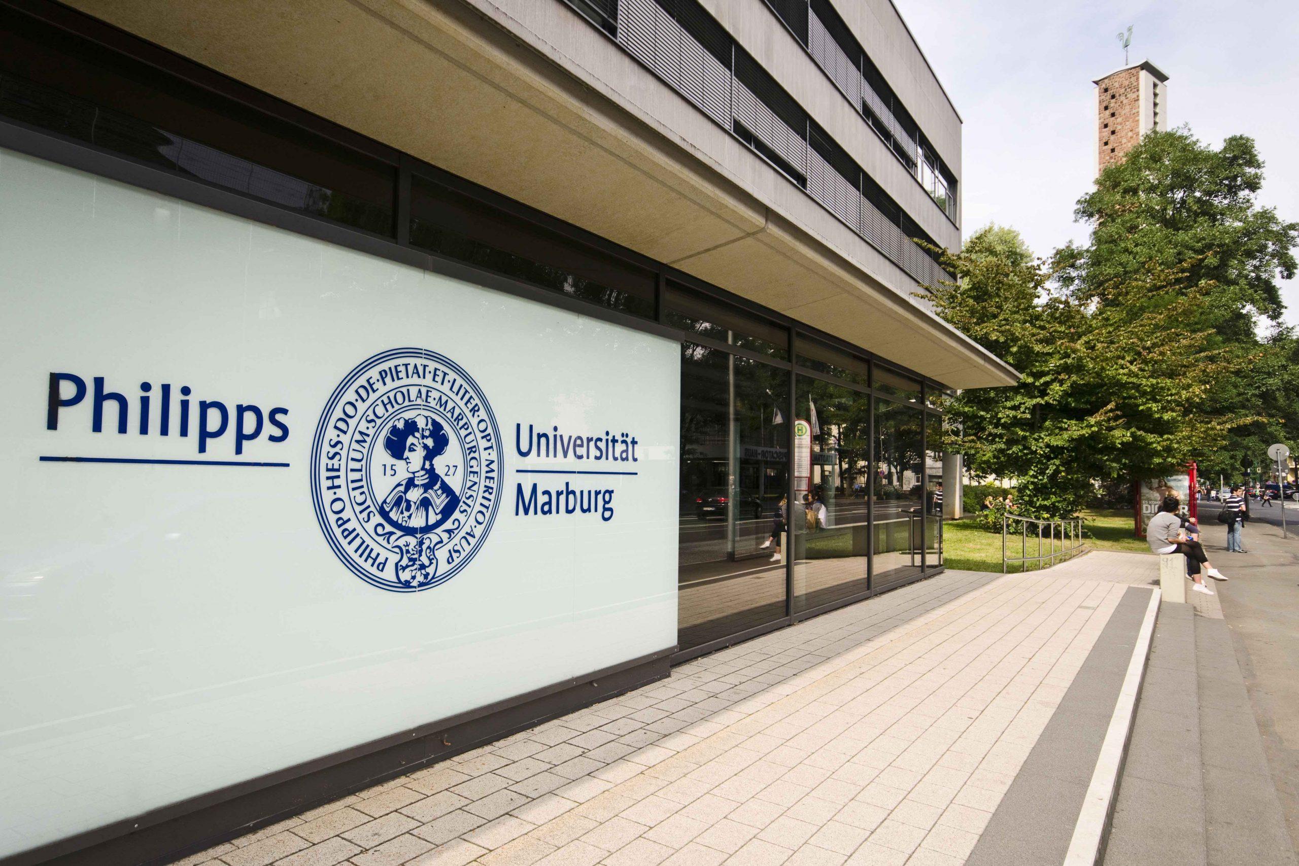 An der Uni Marburg studieren die Medizinexperten von morgen