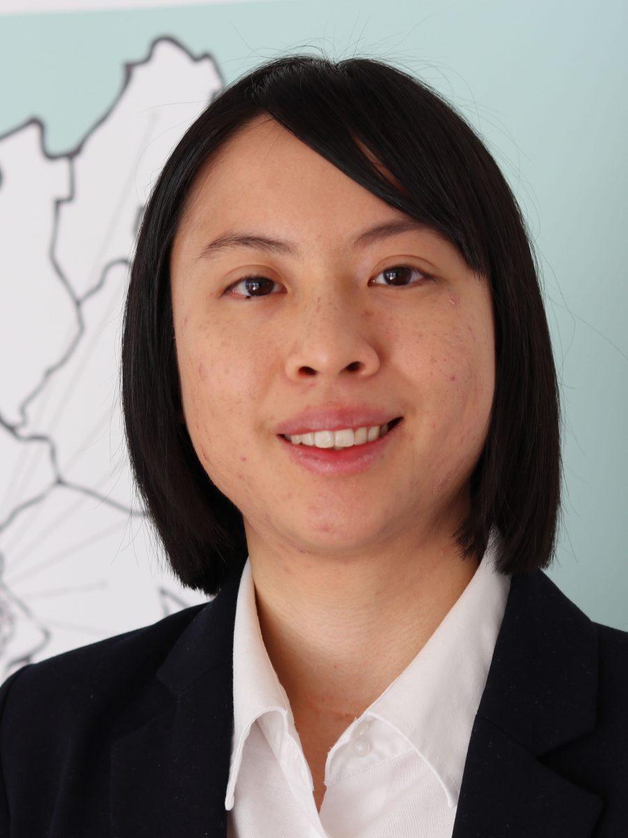 Susanne Tran, M.Sc. Projektmitarbeiterin